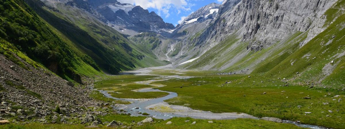 river scene photo